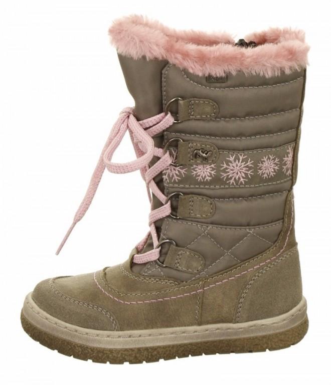 fbc46e4ee81 Dětské zimní kozačky Lurchi Alpy 33-20715-27