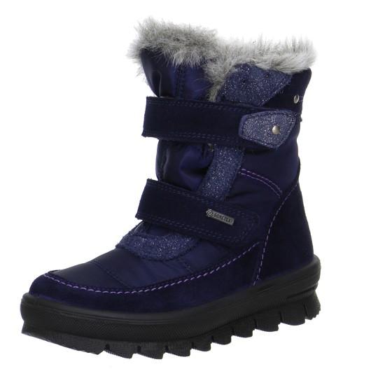 dfbe1386c38 Dětské zimní boty Superfit 1-00214-81 č.1