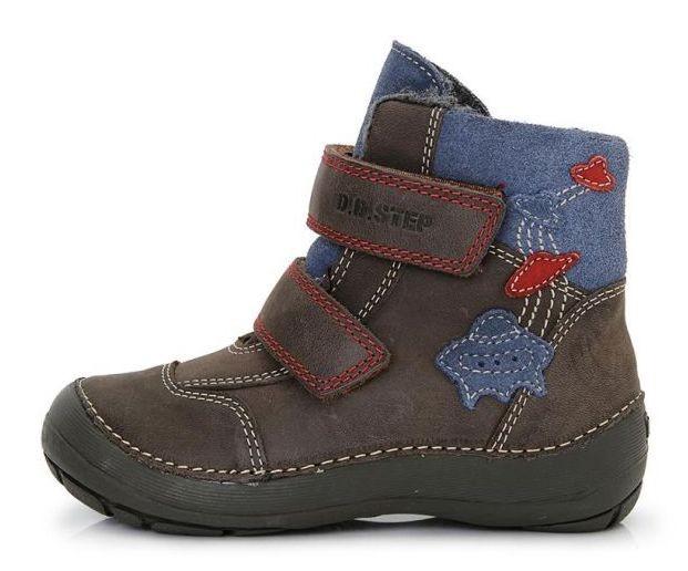 Dětské zimní boty D.D.Step 023-801A č.1 83e6997187