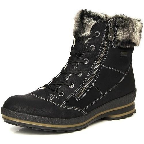 5750ac282d6 Dámské membránové zimní boty Rieker Z2431-00 č.1