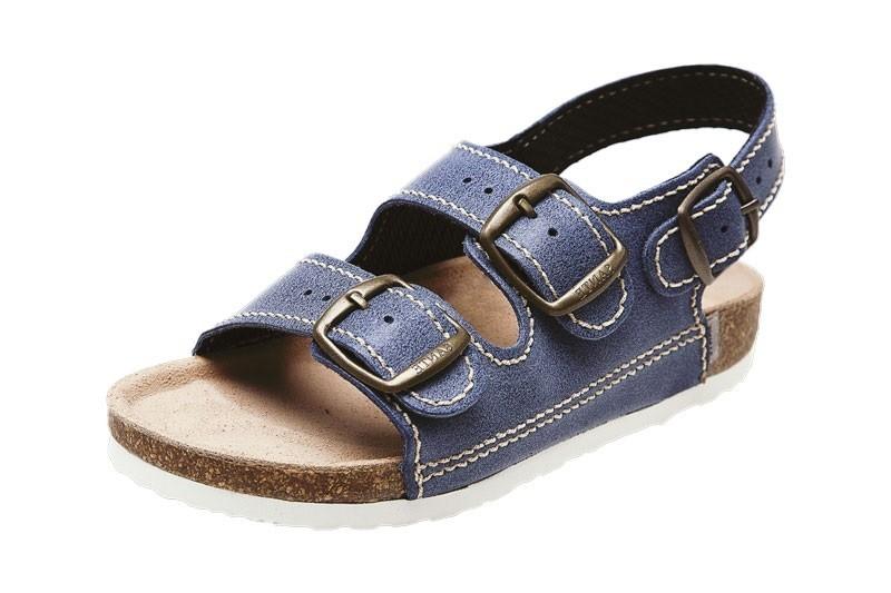 Dětské zdravotní pantofle/sandál Santé D/303/86/BP