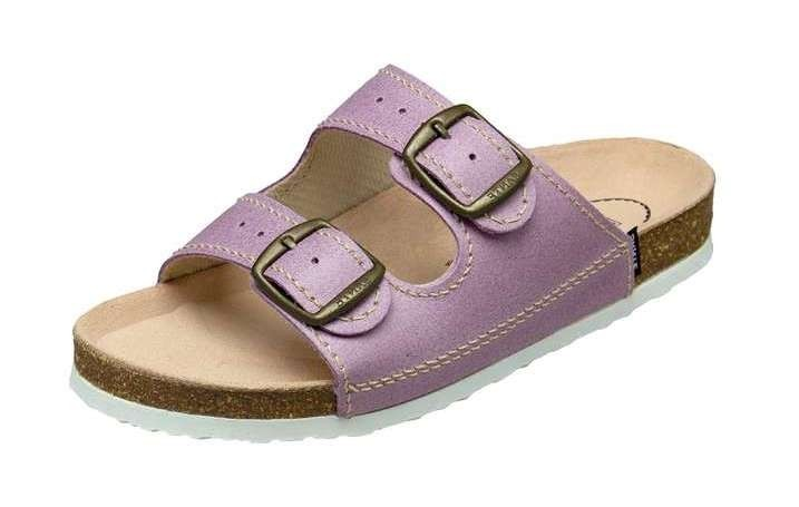 c6e18e399b2 Dětské zdravotní pantofle Santé D 203 76 BP
