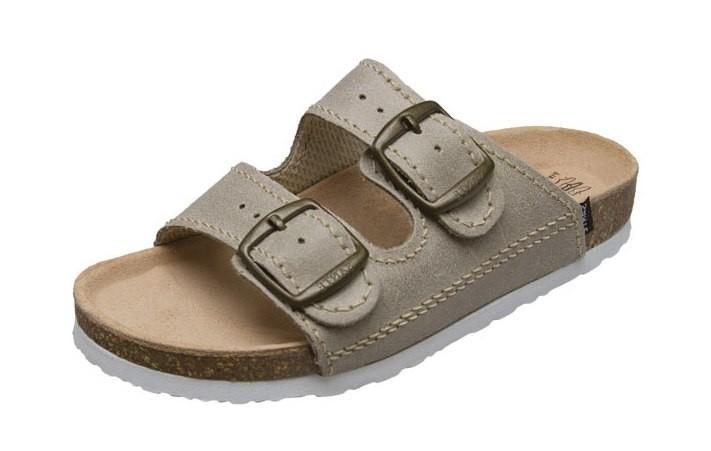 Dětské zdravotní pantofle Santé D/203/S12/BP