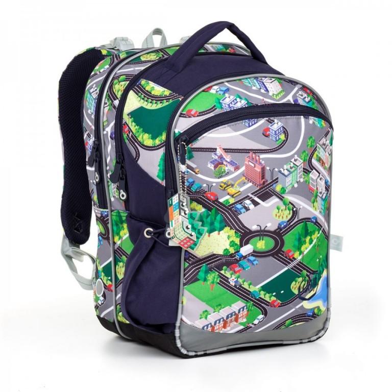 Školní batoh Topgal COCO17001 B