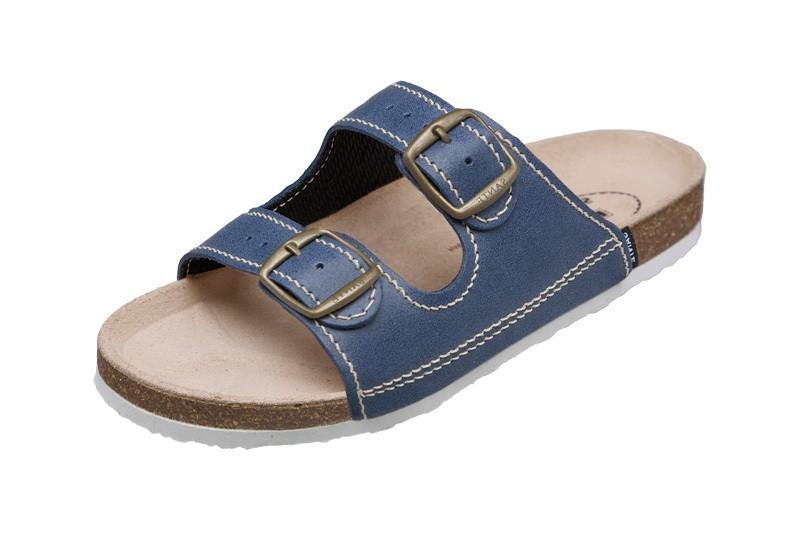 Dětské zdravotní pantofle Santé D 21 86 BP č.1 4550d8ebe8