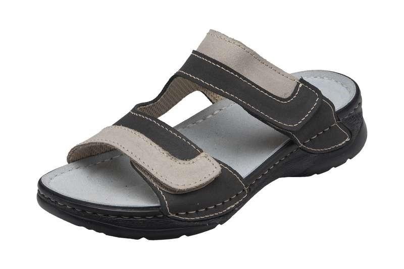 0265c2fbcdc Dámské zdravotní pantofle Santé D 12 60 S12 CP