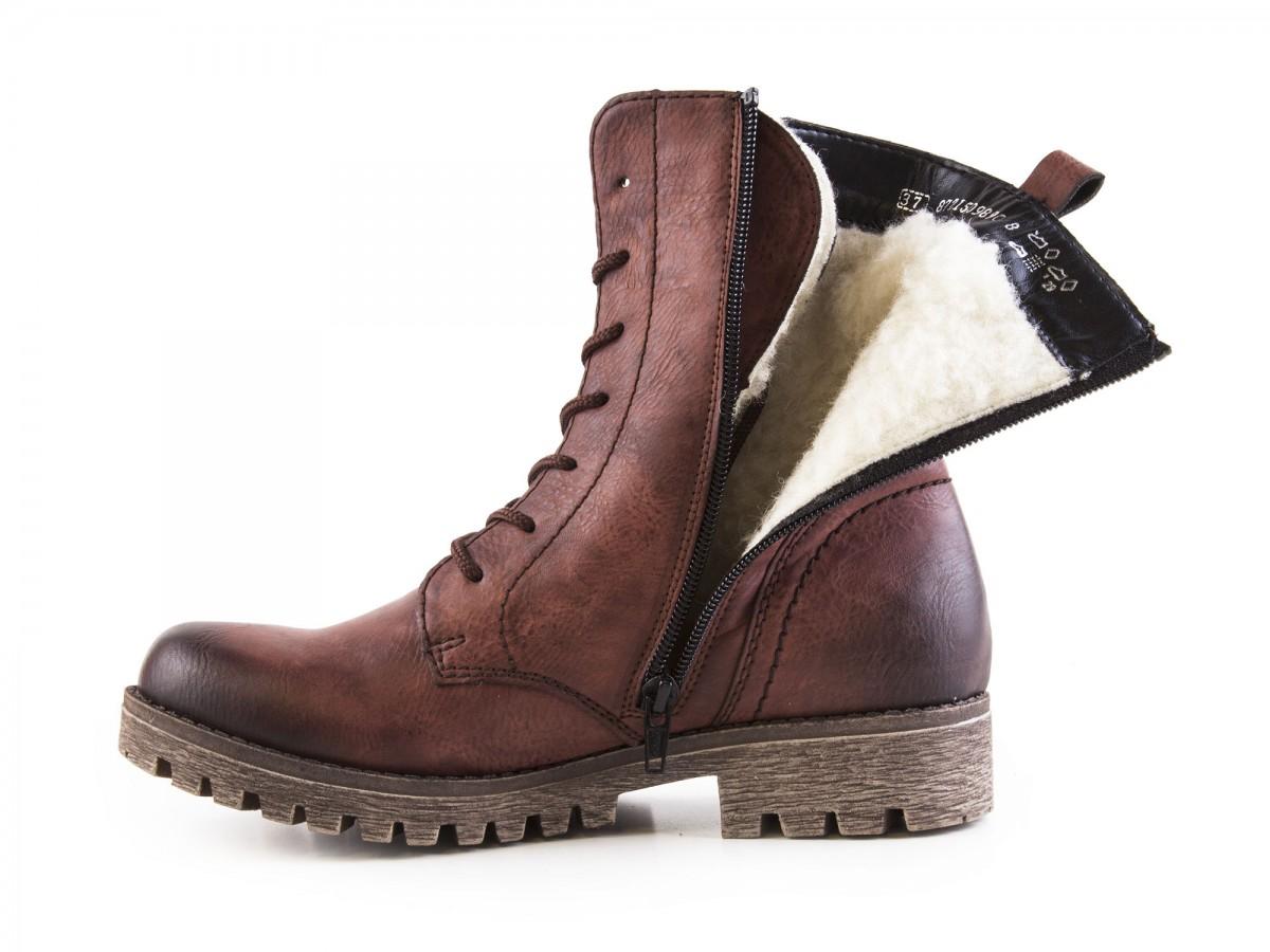 8cb42b27104f ... Dámské zimní boty Rieker 785C4-35 č.2