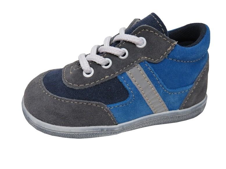 617196cf57d Dětské celoroční boty Jonap 051S light č.1
