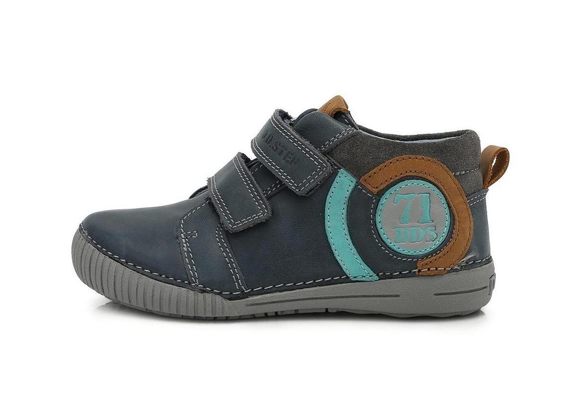 42d8a713ccf Dětské celoroční boty D.D.Step 036-701B č.1