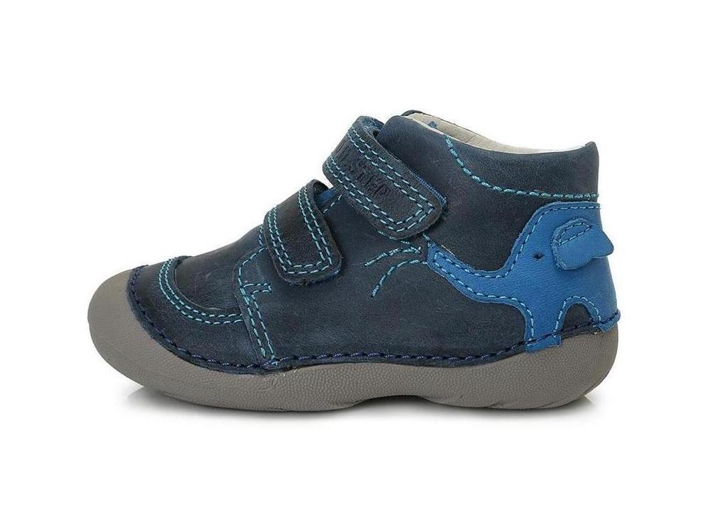 Dětské celoroční boty D.D.Step 015-143A