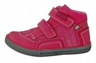 Dětské celoroční boty Protetika Kors fuxia
