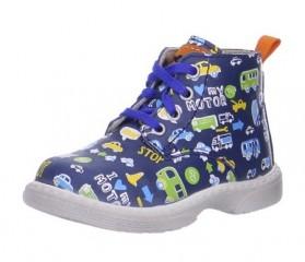 Dětské celoroční boty Superfit 4-00310-88 č.1
