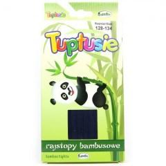 Dětské bambusové punčocháče Tuptusie č.1