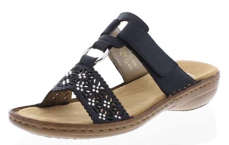 Dámské pantofle Rieker 60871-14