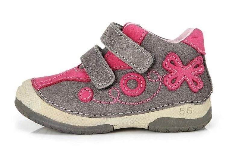 Dětské celoroční boty D.D.Step 038-7A