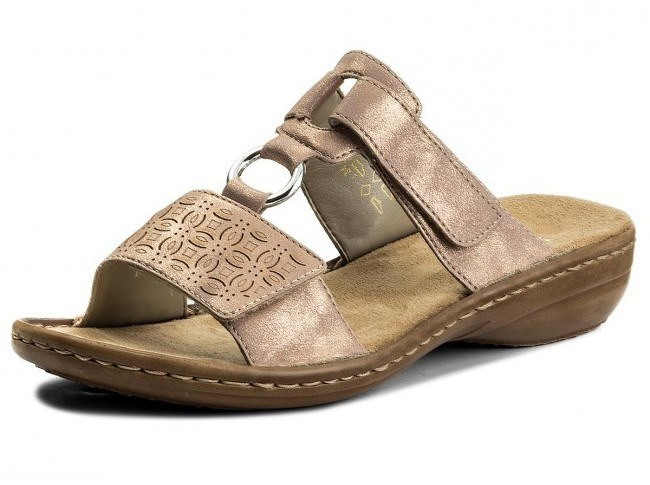 Dámské pantofle Rieker 60818-90