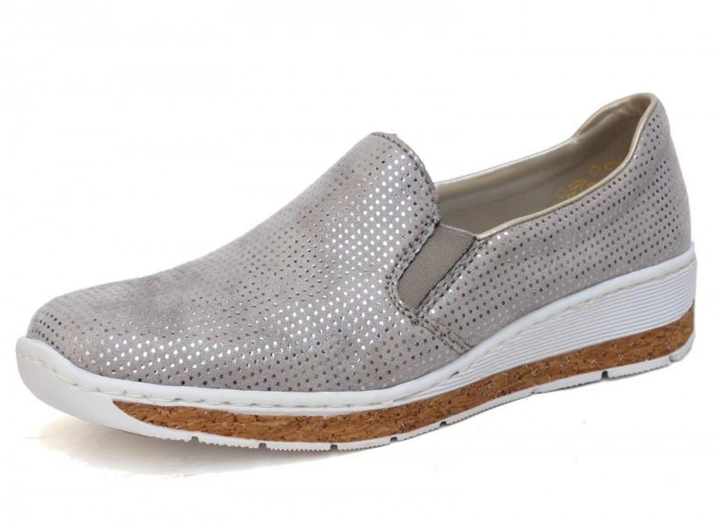 Dámské boty Rieker 59766-42