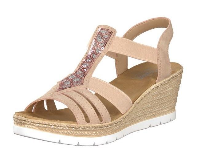 Dámské sandály Rieker 61913-31