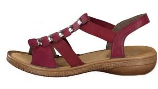 Dámské sandály Rieker 62850-35 č.1