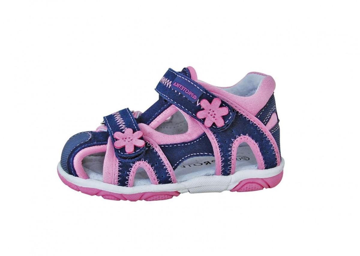 8e37d3b44fdf Dětské sandály Protetika Ibiza č.1