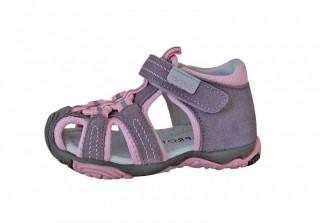 Dětské sandály Protetika Sid pink č.1