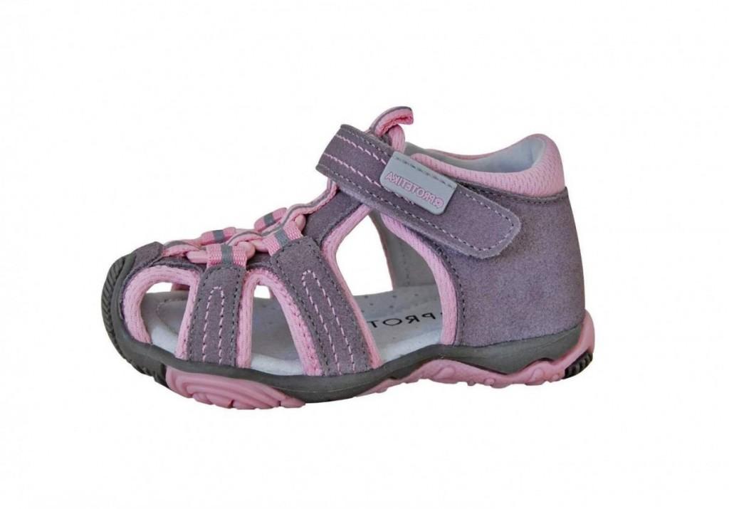 Dětské sandály Protetika Sid pink