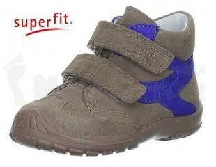 Dětské celoroční boty Superfit 7-00325-34 č.1
