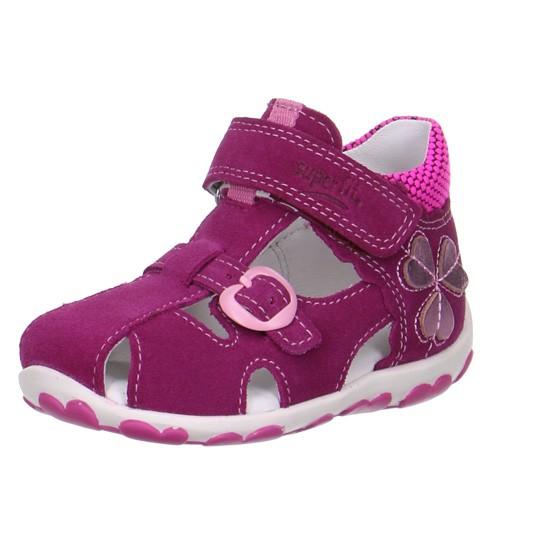 Dětské sandály Superfit 2-00039-37 č.1 1b5cd569cc