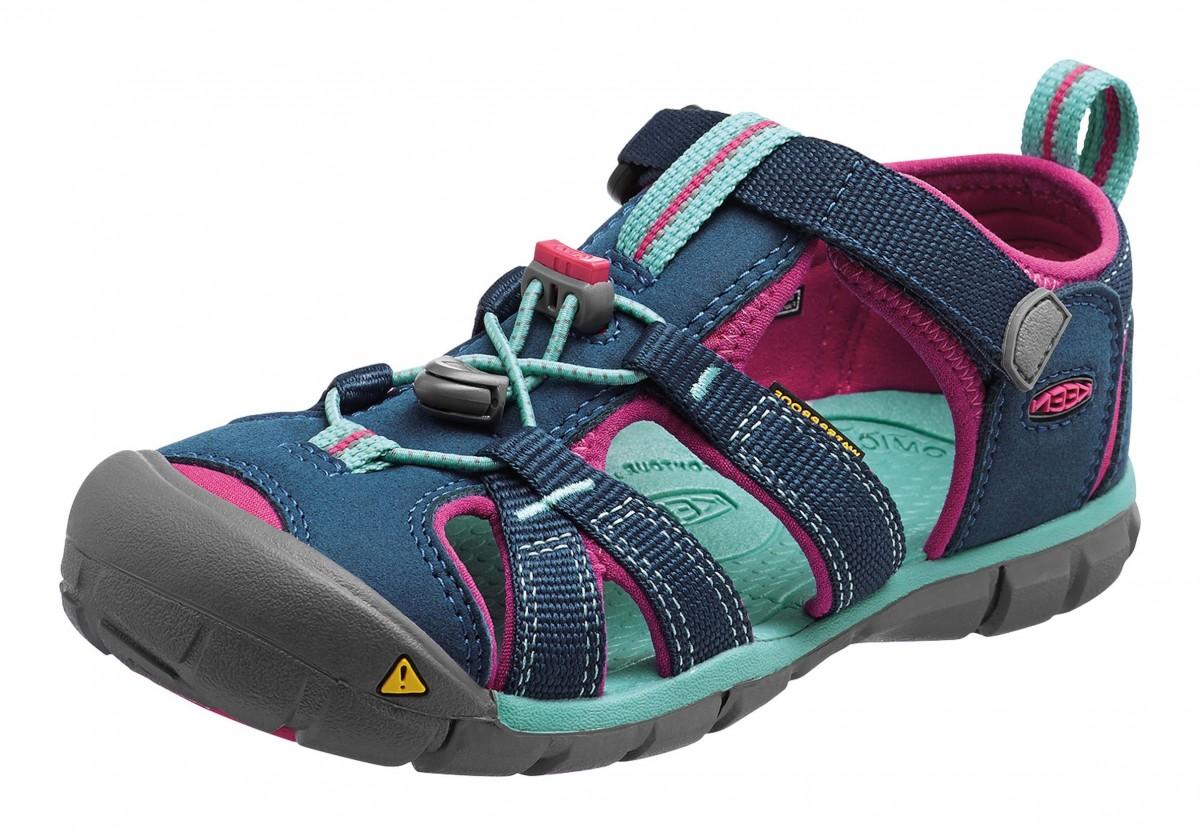 Dětské sandály Keen Seacamp CNX 1014127 č.1 eeb86161a8
