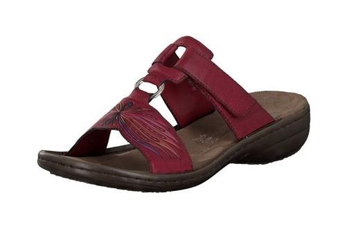 Dámské pantofle Rieker 608X3-35