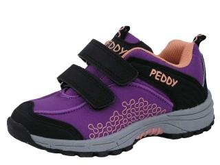 Dětské softshell tenisky Peddy PZ-509-25-02 č.1