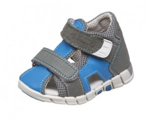 Dětské sandály Santé N/810/401/S86 č.1