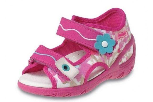 Dětské sandály Befado Sunny 065p093