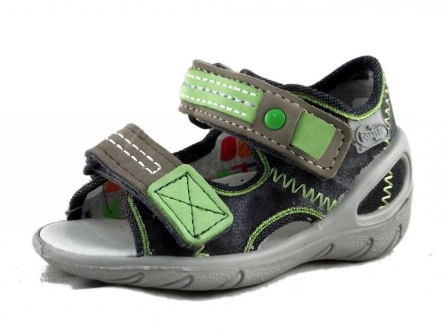 Dětské sandály Befado Sunny 065p099