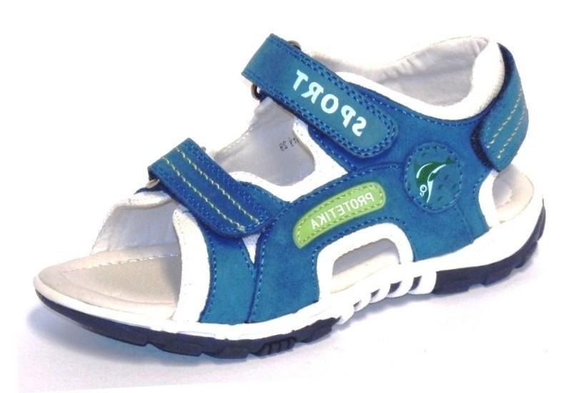 Dětské sandály Jonas modrý
