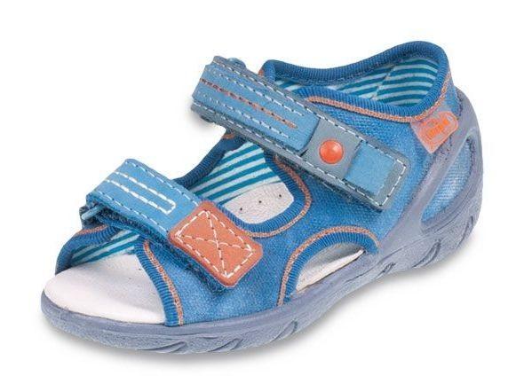 Dětské sandály Befado Sunny 065x107