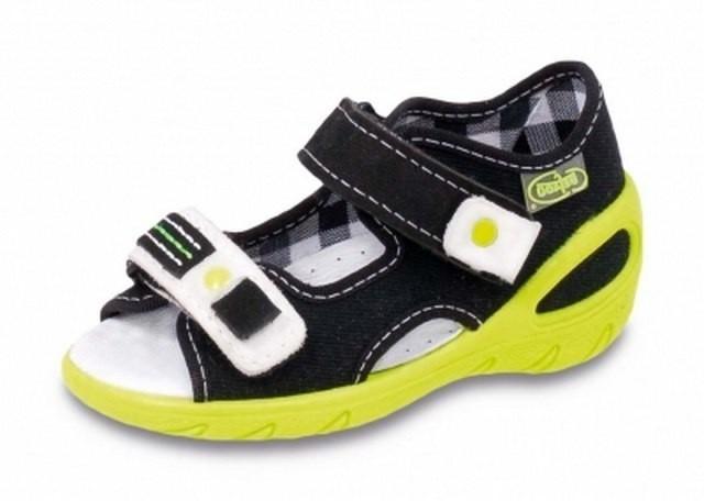 Dětské sandály Befado Sunny 065x067