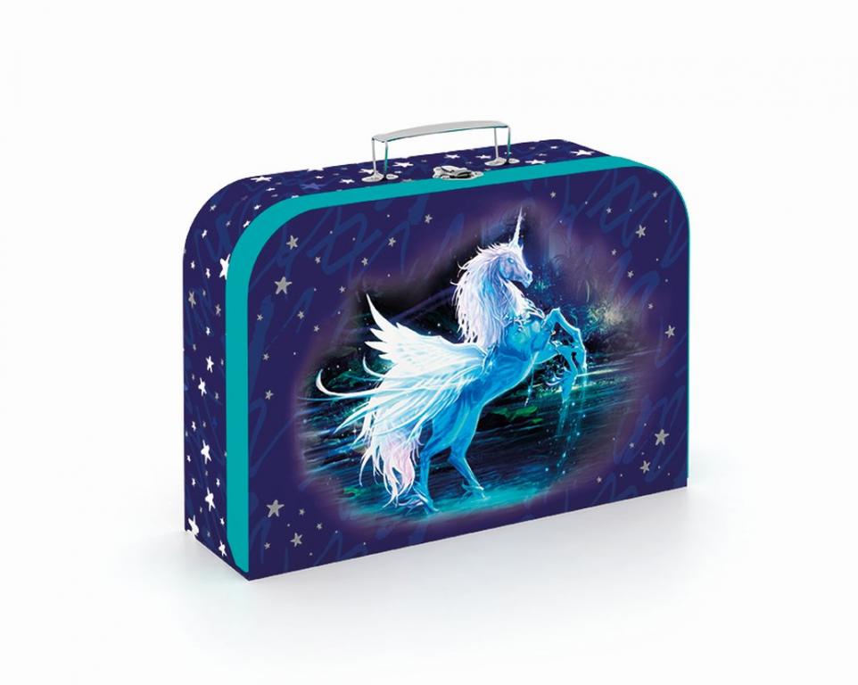 Kufřík lamino P+P Karton Unicorn