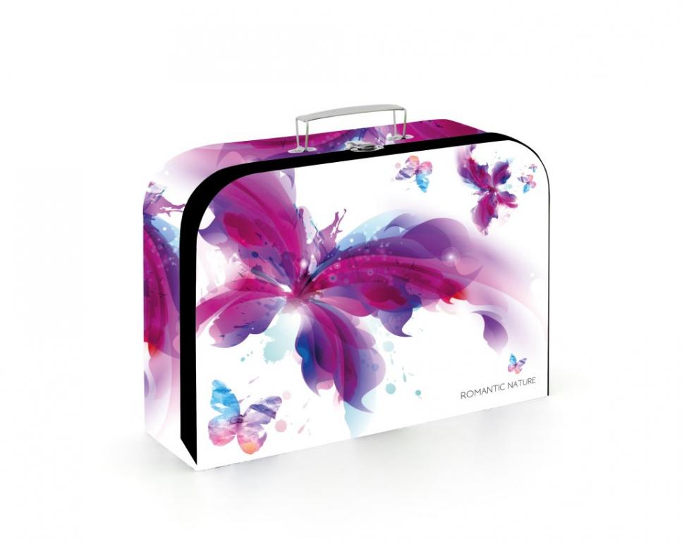 Kufřík lamino P+P Karton Romantic nature