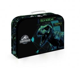 Kufřík lamino P+P Karton Jurassic world č.1