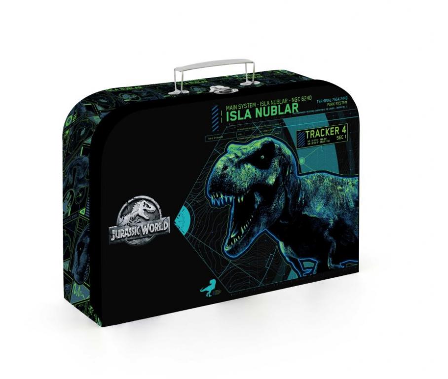 Kufřík lamino P+P Karton Jurassic world