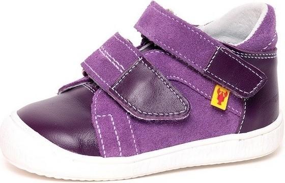 Dětské celoroční boty Rak 0207-1 Nataša č.1 285dfd0b61