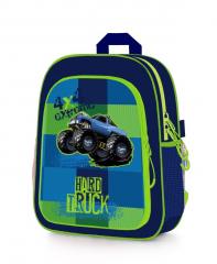 Dětský předškolní batoh 7-69318 Truck č.1