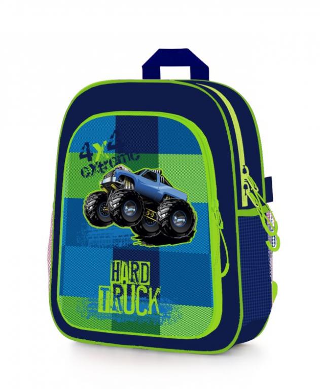 Dětský předškolní batoh 7-69318 Truck