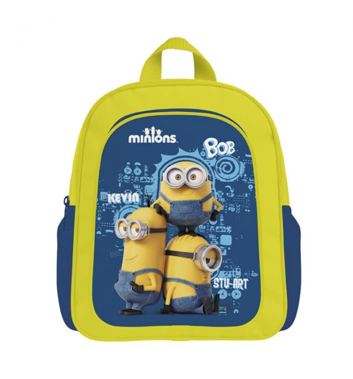 Dětský předškolní batoh 3-392 Mimoni