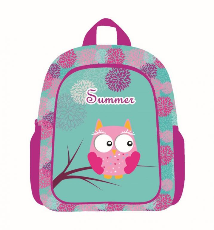 Dětský předškolní batoh 3-86717 Sova