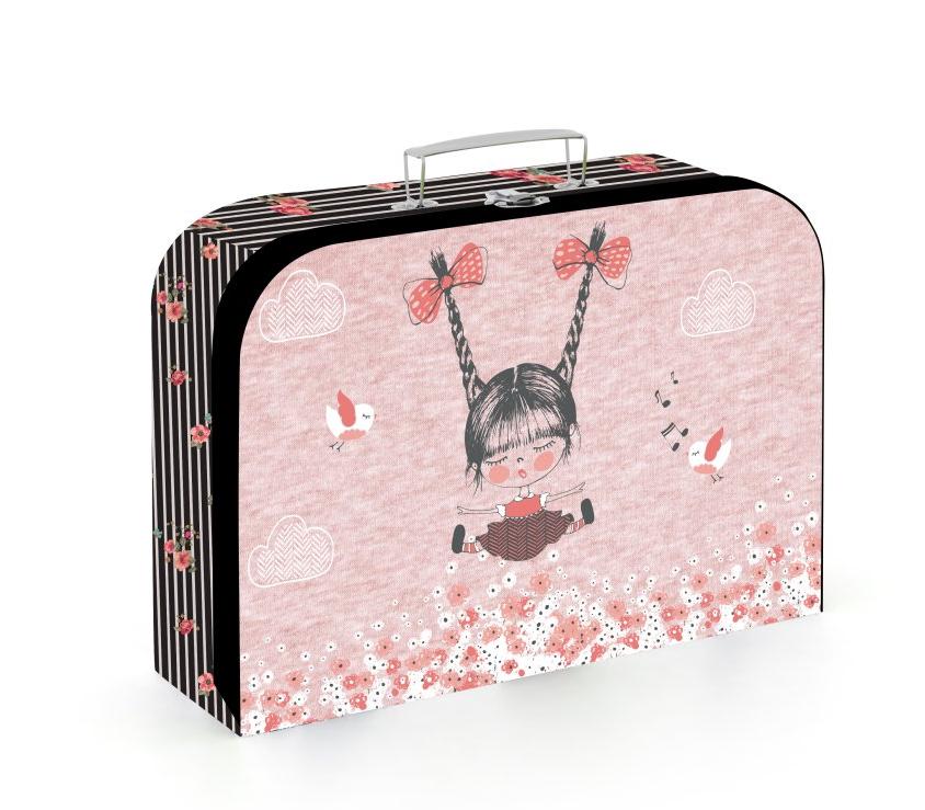Kufřík lamino P+P Karton Doly