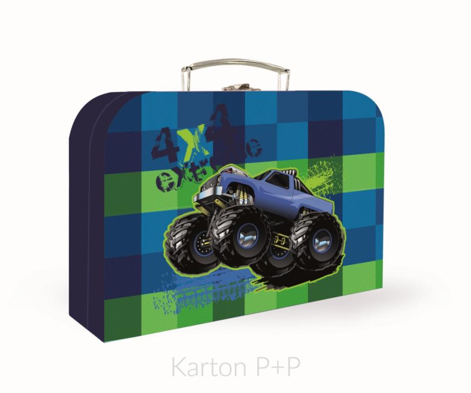 Kufřík lamino P+P Karton Truck