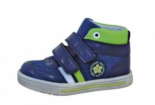 Dětské celoroční boty Protetika Kansas navy č.1
