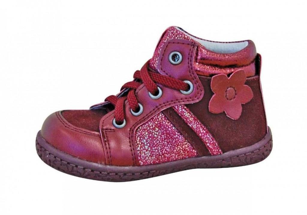 6bb9e4c82e03 Dětské celoroční boty Protetika Ronda